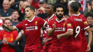 Prediksi Liverpool vs Brighton & Hove Albion 25 Agustus 2018 Judibola123