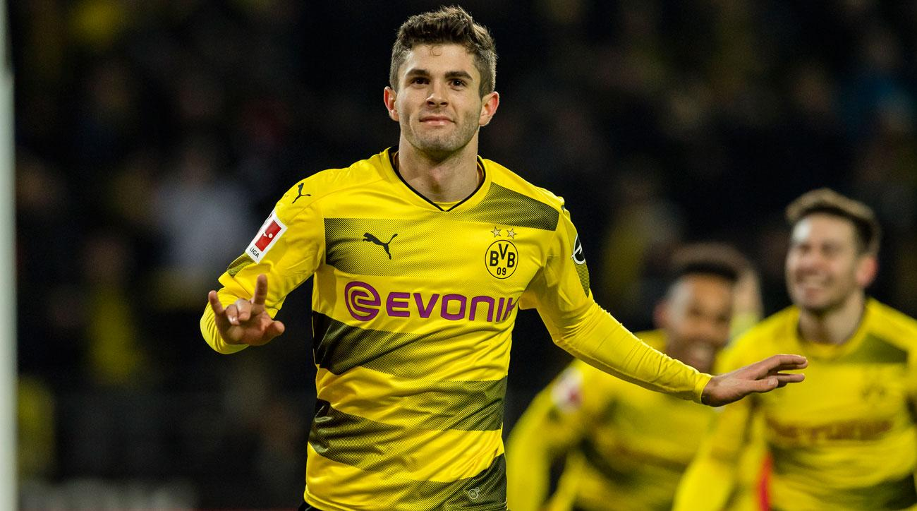 Chelsea berniat datangkan Pulisic dari Dortmund