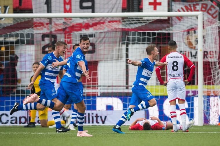 Prediksi Fortuna Sittard vs PEC Zwolle 4 November 2018