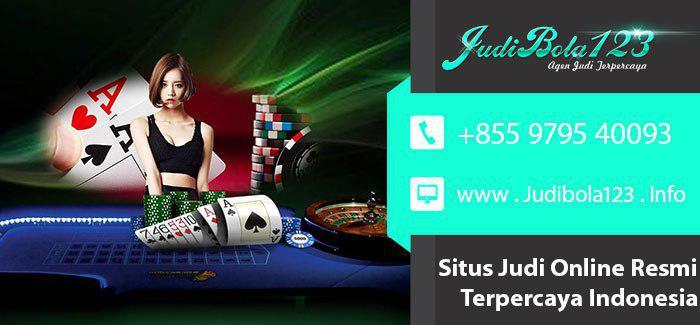 Situs Judi Online Resmi Terpercaya di Indonesia - Judibola123